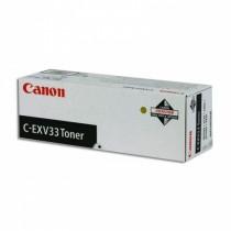 C-EXV33 - 2785B002 - Toner originale Nero per Canon IR 2520, 2525, 2525i, 2530, 2530i.