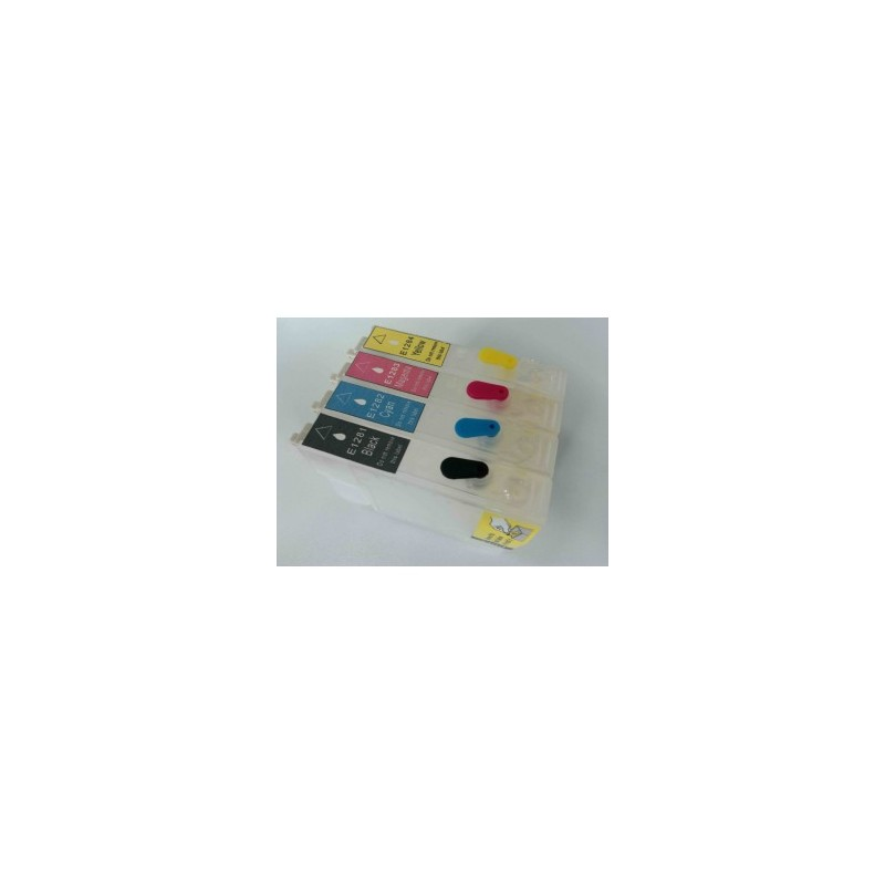 CASSETTIERA Mydesk 4 cassetti - Infrangibile - Colore TURCHESE - Turquoise