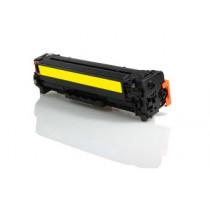 CC532A - Toner Rig. Giallo Per Laserjet Color Cp 2025n, Cp 2025 Dn, Cm 2320 Nf, Cm 2320nxi, Cp 2025. Stampa Fino A 2.800 Pagine