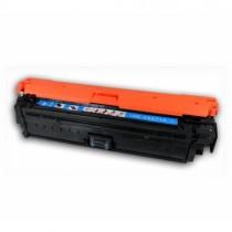 CE271A - Toner rigenerato Ciano per HP Laserjet Enterprise Color CP5525N, CP5525DN, CP5525XH. Stampa fino a 15.000 pagine al 5%