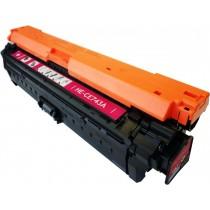 CE743A - Toner rigenerato Magenta per HP Laserjet Color CP 5225, CP 5225 DN, CP 5225 N. Stampa fino a 7.300 pagine al 5% di cope