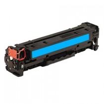 CF381A - 312A - Toner rigenerato Ciano per HP Laserjet Pro Color M476DN MFP, M476DW MFP, M476NW MFP
