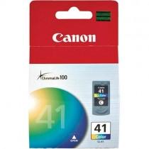 CL-41 - Cartuccia inkjet Colori originale, per Canon Pixma MP 140, MP 150, MP 160, MP 170, MP 180. Compatibile con 0617B001. Cod