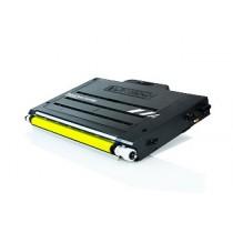 CLP-500D5Y - Toner rigenerato Giallo per Clp 500, 550, 500N, 550N. Stampa fino a 5.000 pagine al 5% di copertura.