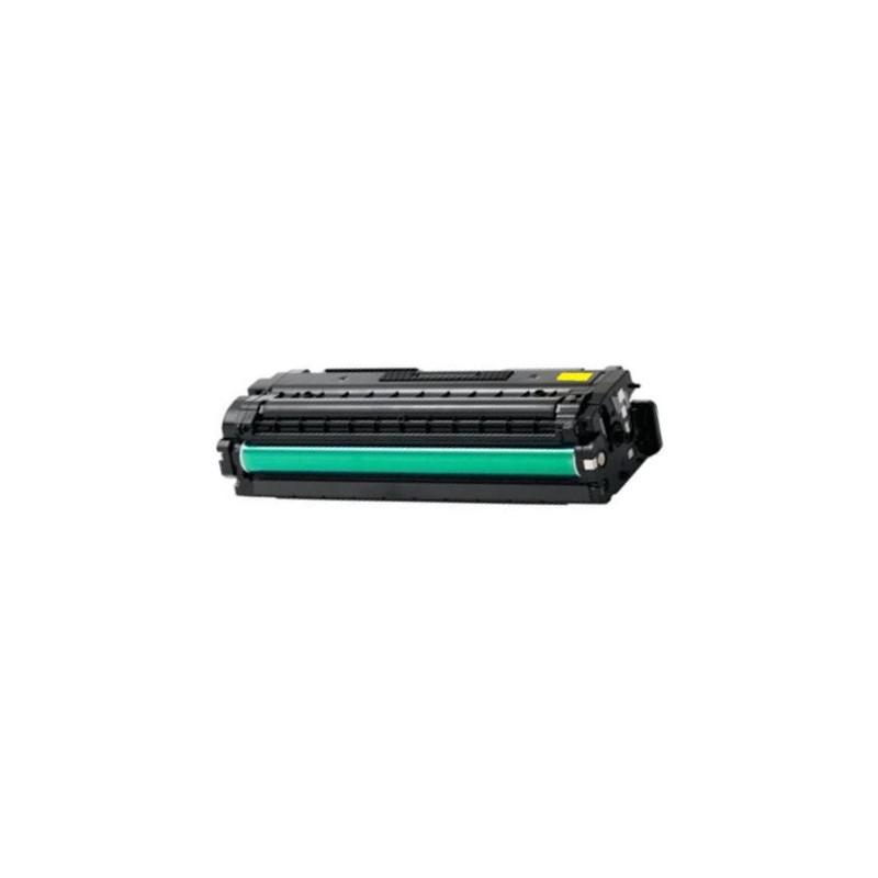 CLT-Y506L - Toner rigenerato Giallo per Clp 680ND, Clx 6260. Stampa fino a 3.500 pagine al 5% di copertura.