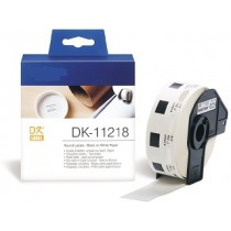 DK-11218 Nastro bianco 24 MM 1000ETICHETTE per Brother P-Touch QL1000 1050 1060