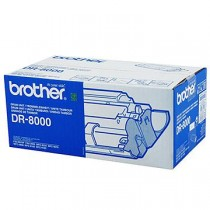 DR-8000 - TAMBURO ORIGINALE NERO PER BROTHER FAX 8070P, MFC 9070, 9160, 9180, INFOTEC FAX 2896.
