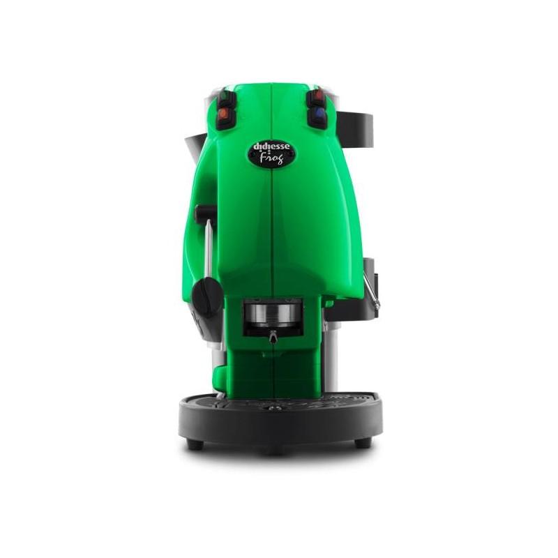 Frog Revolution Base Verde Green Macchina da Caffè Cialde 44mm