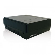 Hub USB ADJ HB432 Fornisce 4 Porte USB 3.0 senza alimentatore - Colore Nero