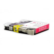 LC-123M - Cartuccia inkjet compatibile Magenta per MFC J4410DW, MFC J4510DW, MFC J4610DW - Codice Cartuccia LC - 123M.