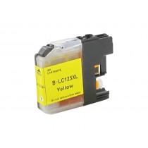 LC-125XLY - Cartuccia inkjet compatibile con chip Giallo MFC J4410DW, MFC J4510DW, MFC J4610DW - Compatibile con LC - 125Y. Codi