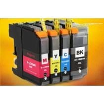 LC-12EBK - Cartuccia inkjet compatibile Nero per MFC J6925DW - Codice Cartuccia LC - 12EBK