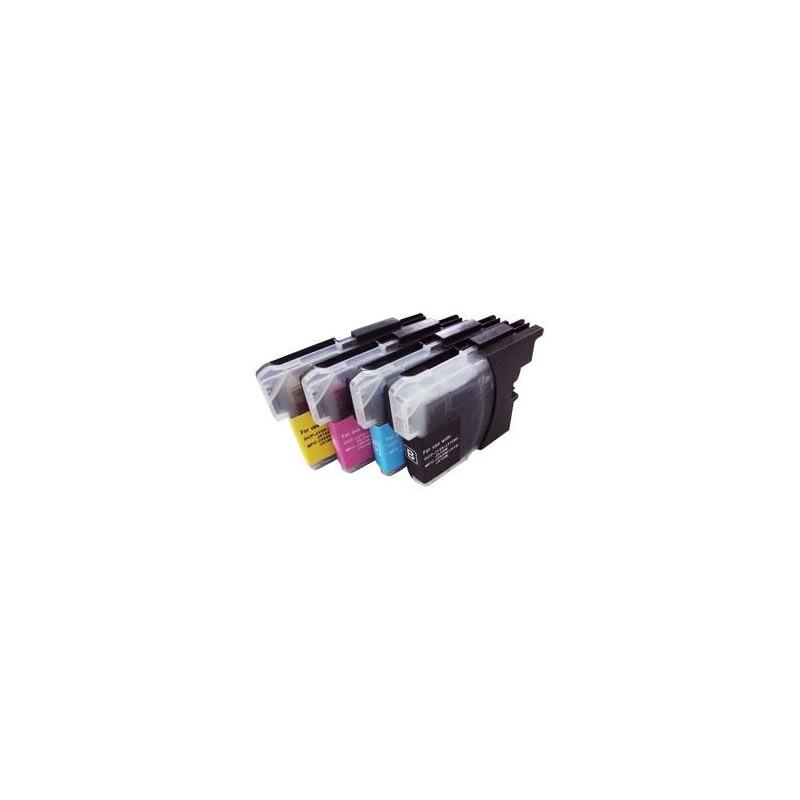 LC-223BK - Cartuccia inkjet compatibile Nero per MFC J4410DW, MFC J4510DW, MFC J4610DW - Codice Cartuccia LC - 223BK.