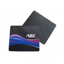 Mouse Pad ADJ in gomma 210x180 mm - Home Series - Colore Nero