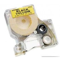 NASTRO GIALLO 12X7MM PER DYMO-500TS Eletronic labelling #S0720580