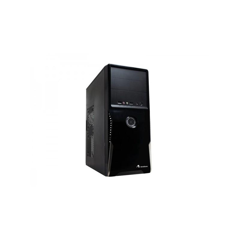 PC Case ADJ - ATX Motherboard - 1*USB 3.0 + 1*USB 2.0 e Audio HD - Colore Nero