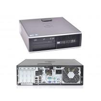PC REF HP6300 8GB RAM -  HD 500GB - PROCESSORE I3-3220 DVD COA WINDOWS 7 PRO RICONDIZIONATO GRADE A