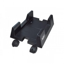 Porta Computer ADJ con gommini laterali antistatici e ruote multi direzionali con sistema di bloccaggio, per un facile e comodo