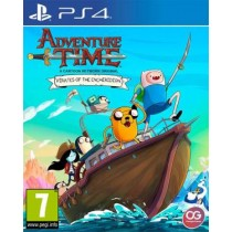 PS4 Adventure Time: I Pirati dell\'Enchiridion