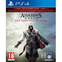 PS4 Assassin\'s Creed The Ezio Collection