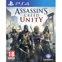 PS4 Assassin\'s Creed Unity