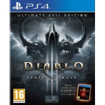 PS4 Diablo 3 Reaper of Souls - Ultimate Evil Edition *