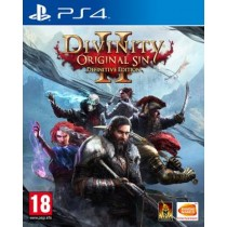 PS4 Divinity Original Sin II - Definitive Edition