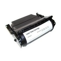 12A6865 - Toner rigenerato Nero per Lexmark Optra T 620, T 622, X 620 E, 630, 632. Stampa fino a 30.000 pagine al 5% di copertur