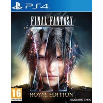 PS4 Final Fantasy XV - Royal Edition
