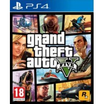 PS4 GTA Grand Theft Auto 5 *