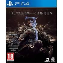 PS4 La Terra di Mezzo: L\'Ombra della Guerra