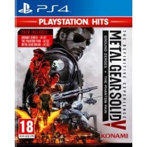 PS4 Metal Gear Solid 5: Definitive Experience - PS Hits