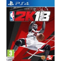 PS4 NBA 2K18 Legend Edition*