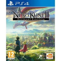 PS4 Ni No Kuni 2: Revenant Kingdom *