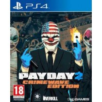 PS4 PayDay 2 Crimewave Edition *
