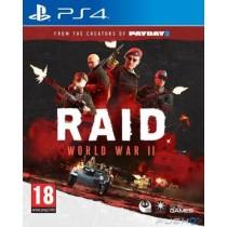 PS4 Raid: World War 2 *