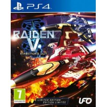 PS4 Raiden V Director\'S Cut