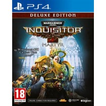 PS4 Warhammer 40,000: Inquisitor - Martyr - Deluxe Edition *