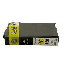 150XL Cartuccia inkjet Nero Compatibile per Lexmark Pro715, Pro915, S315, S415, S515. Compatibile con 14N1608E Codice Cartuccia