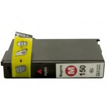 16 Cartuccia rigenerata inkjet Nero per Compaq IJ 650, Lexmark Serie X (all in one) X72, X74, X75, X1100. Compatibile con 10N001