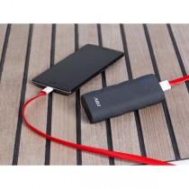 Rock Power Bank ADJ 5200mAh per ricaricare diversi tipi di periferiche dotate di porta USB - con cavo micro USB 5V/1A incluso -