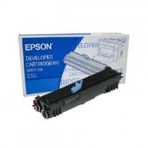 S050166 - TONER ORIGINALE NERO EPL 6200, 6200 N, 6200 DT, 6200 DTN.