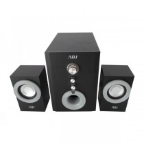 Speaker ADJ SP805 Pop Speaker 2.1 Set - Subwoofer da 4 con suono cristallino ed eccellente qualità dei bassi - Controllo frontal