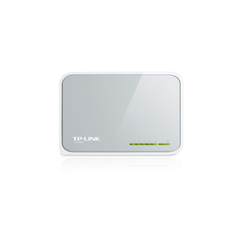 SWITCH 5P 10/100MBPS TP-LINK