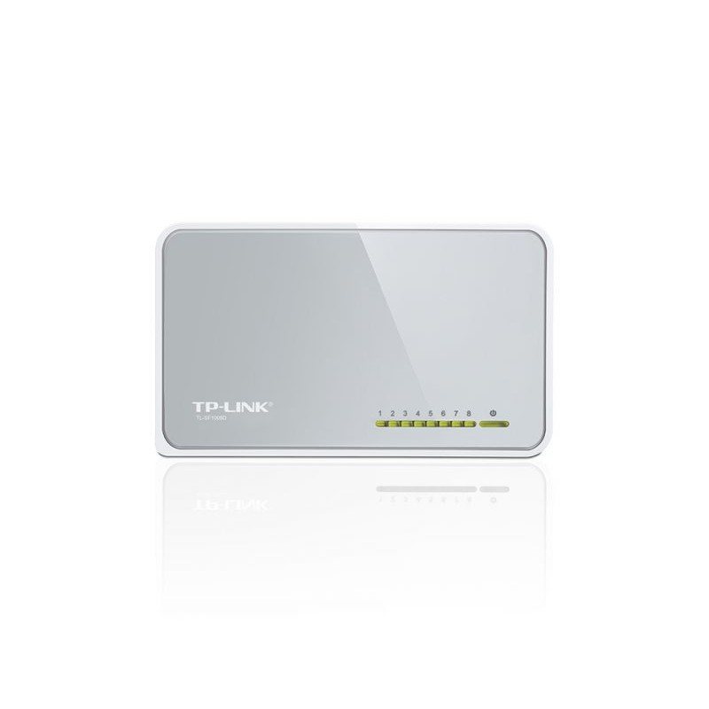 SWITCH 8P 10/100MBPS TP-LINK