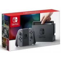 Switch Console Grey