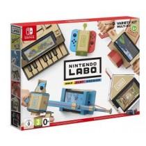 Switch LABO Toy-Con: Kit Assortito