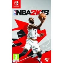 Switch NBA 2K18  importazione lingua ita