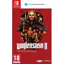 Switch Wolfenstein 2: The New Colossus
