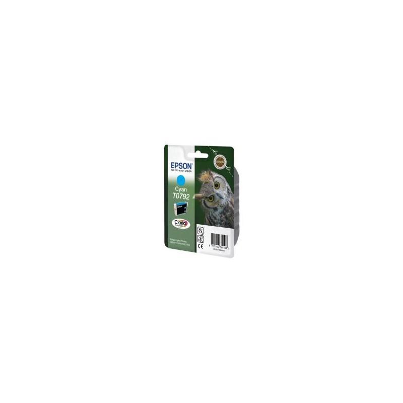 T0792 - Cartuccia originale Ciano Epson Photo 1400, P 50, Photo PX 650, PX 810 FW, PX 710 W. codice T079240. T0792.